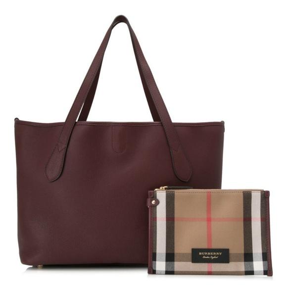 6227d76217 Burberry Bags | Derby Honeybrook Mahagony Red Burgundy | Poshmark